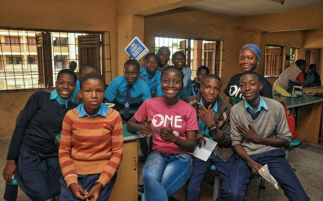 OAC Lagos Educates Secondary School Students On The Importance of Leadership and Critical Thinking
